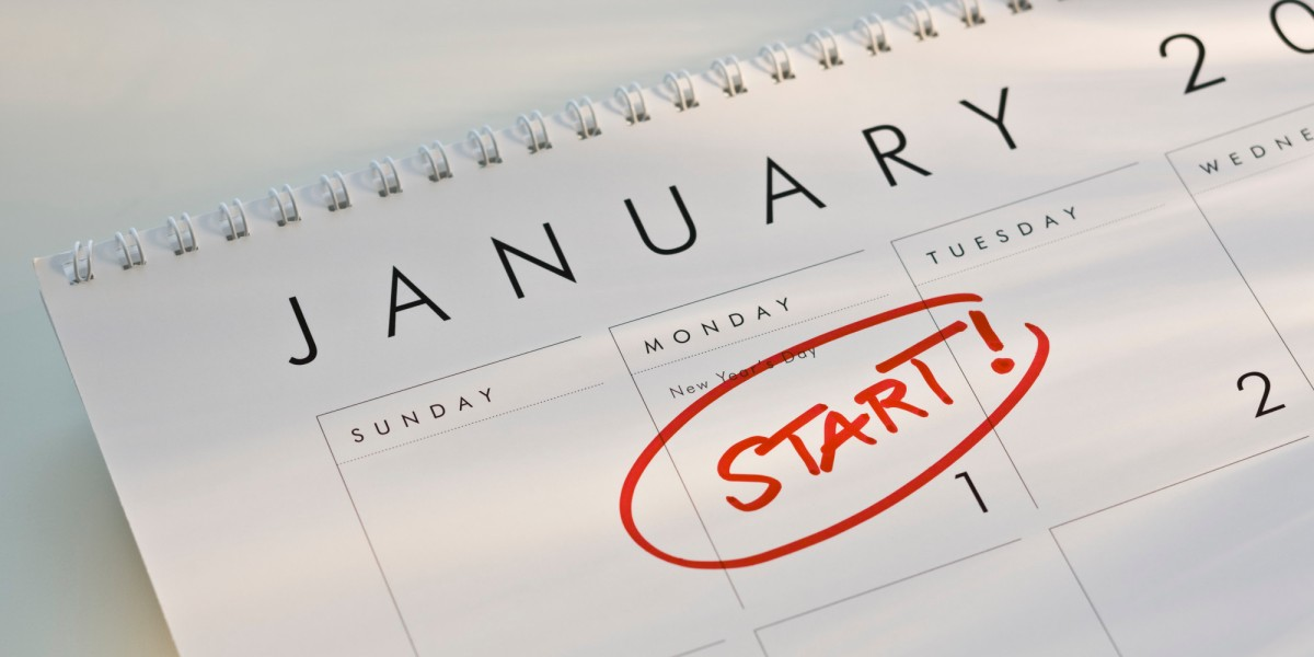 Why Most New Year's Resolutions Don't Work
